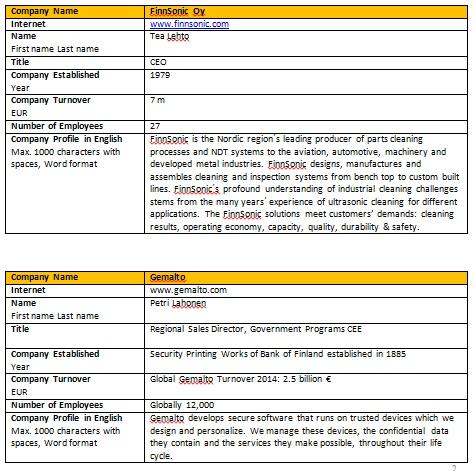 company profile design template word