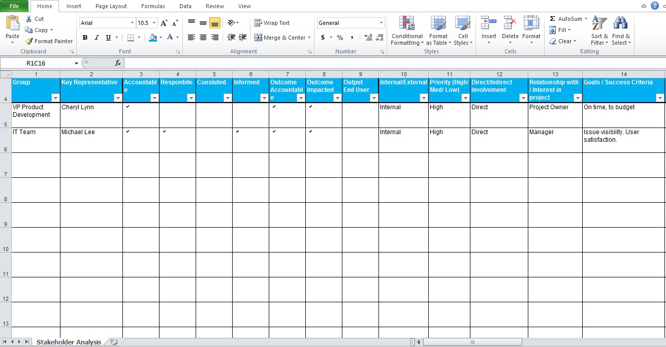 Download project management dashboard template excel for Free project management templates excel