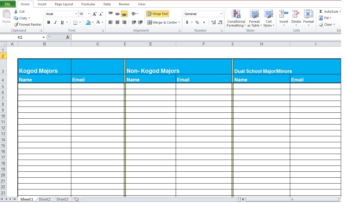 sign in sheet template excel free excel tmp