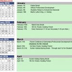 Free Event Planning Calendar Templates Examples
