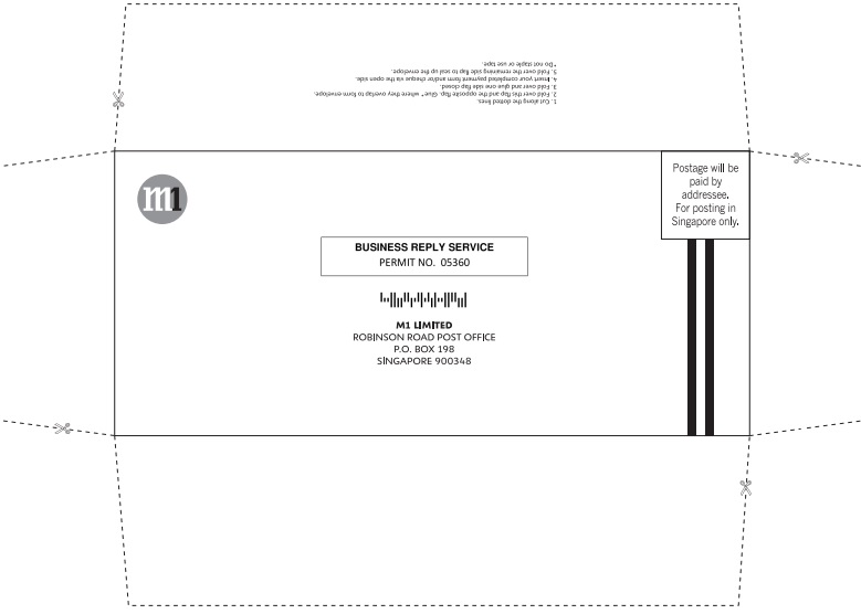 envelope design template