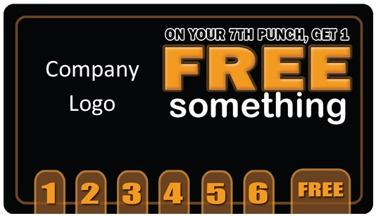 loyalty card design ideas
