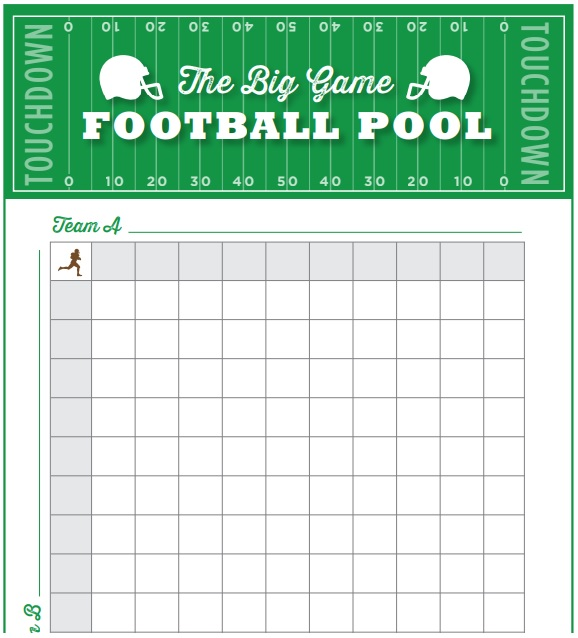 football game pool 11×14 living locurto template