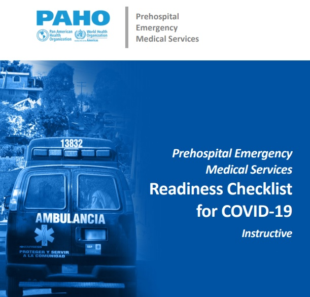 readiness checklist template for COVID-19