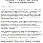 Immigration Reference Letter Template (Word, PDF)