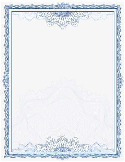 certificate border design free download