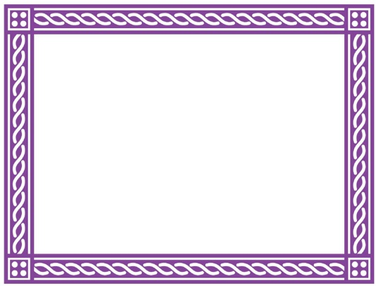 sample border design for certificate