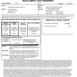 Free Personal Loan Agreement Template (Word, PDF)